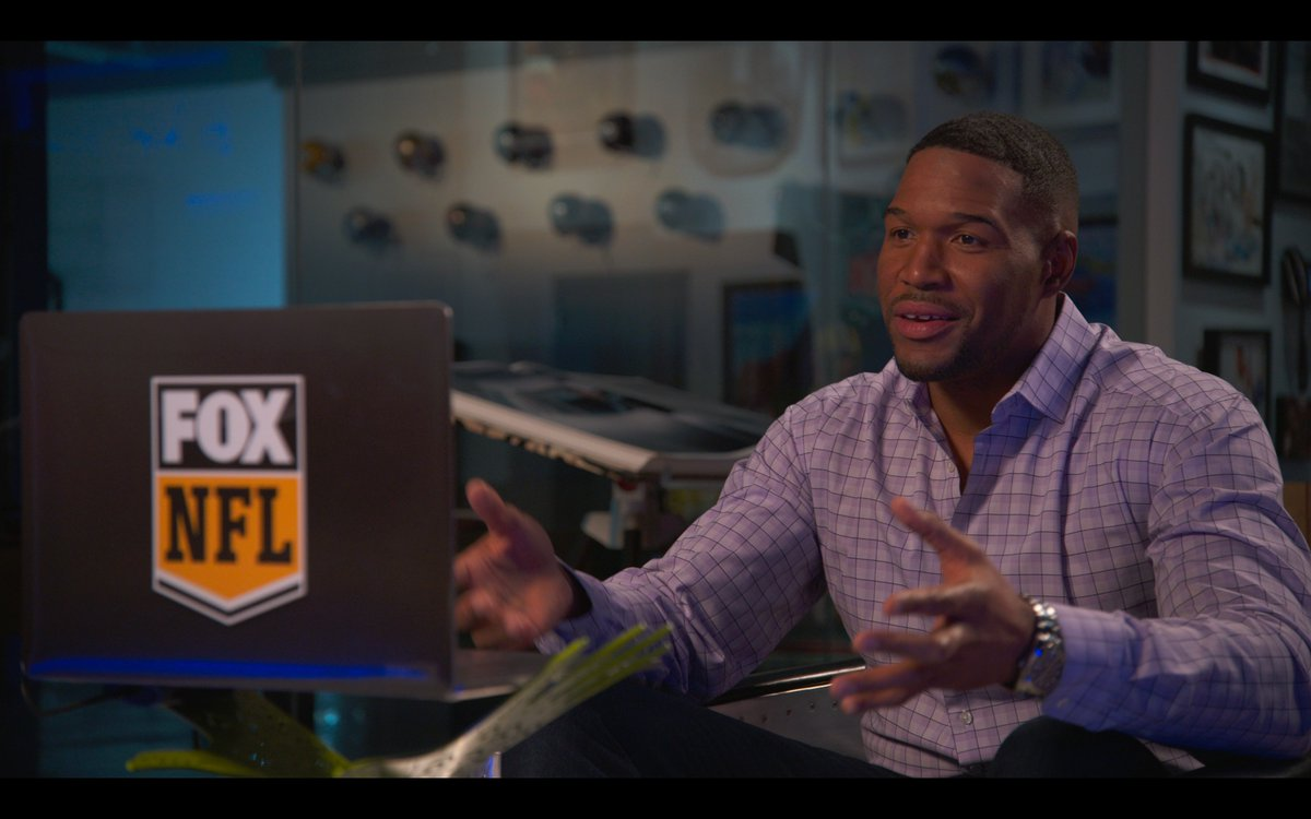 Conference championship games? Yeah, @TomBrady knows a thing or two...   @MichaelStrahan sits down with the 🐐 to see if he still has what it takes to deliver Tampa a hometown Super Bowl.   📺: Sunday at 1:00 PM ET on FOX