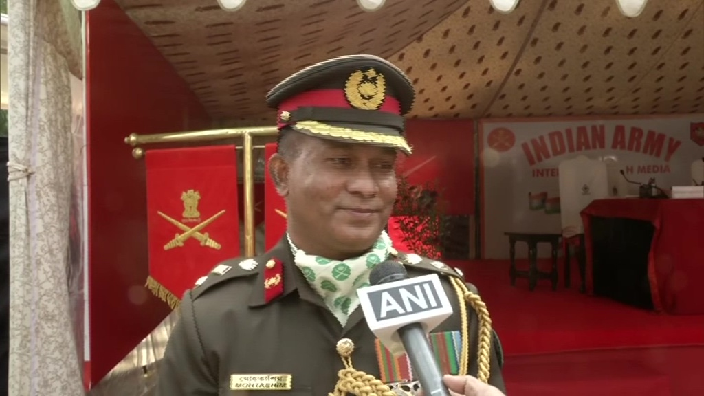 We are following all COVID protocols. Thank you very much for inviting us on this occasion, we are very delighted: Colonel Md Mohtashim Hyder Chowdhury, leader of #Bangladesh Contingent that will take part in Republic Day parade on Rajpath, earlier today