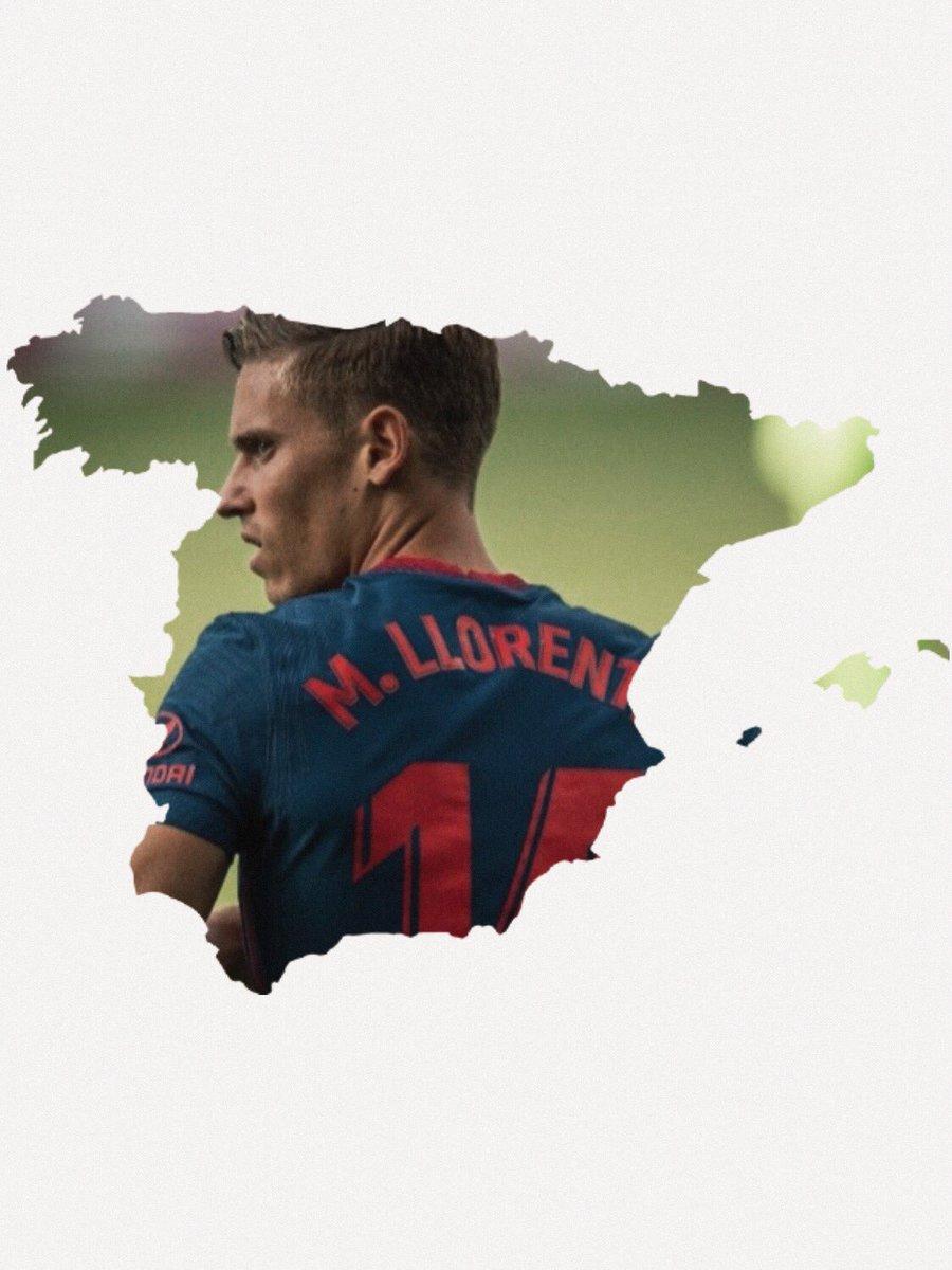Spain 🇪🇸 || Marcos Llorente  #AtleticoMadrid #AúpaAtleti #Spain @marcosllorente