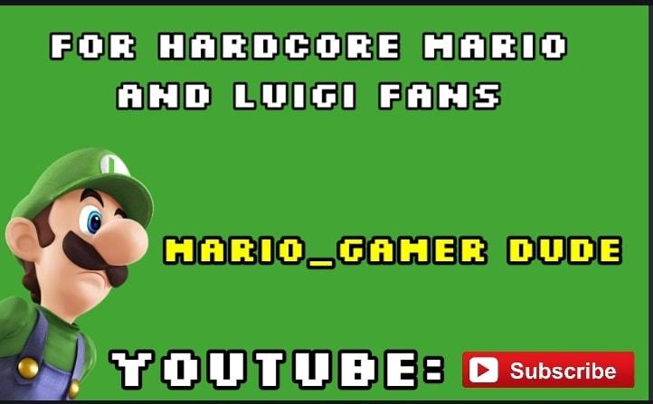 #SuperMarioMaker2 #SuperMario3DWorld #SuperMarioOdyssey #YouTuber #Subscribetomychannel #MarioKartTour #SuperMario3DCollection #รีวิวnetflix #SuperMario3DAllStars #SuperMario35 #SuperMarioBros35 #luigidoesnothing #SuperMario
