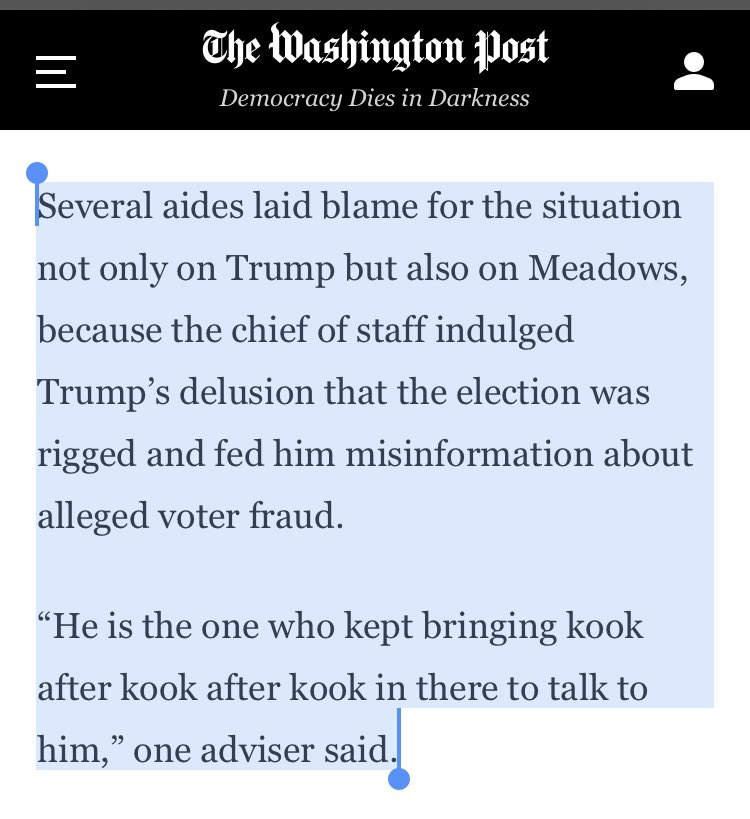 @SteveSchmidtSES @GOPLeader I would add Mark Meadows to the list of persons whose conduct deserves a lot more media scrutiny.