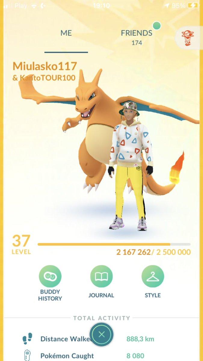 #PokemonGOTourContest its my shiny team