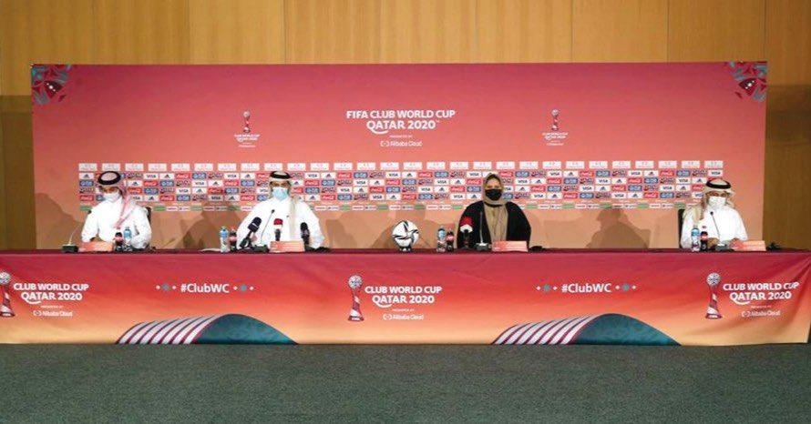 اللجنة المنظمة لبطولة كأس العالم للأندية لكرة القدم #قطر_2020 تؤكد الجاهزية الكاملة لاستضافة مباريات النسخة الـ17 من البطولة العالمية خلال الفترة من 4 وحتى 11 فبراير المقبل وبمشاركة 6 أندية  #قطر #Qatar