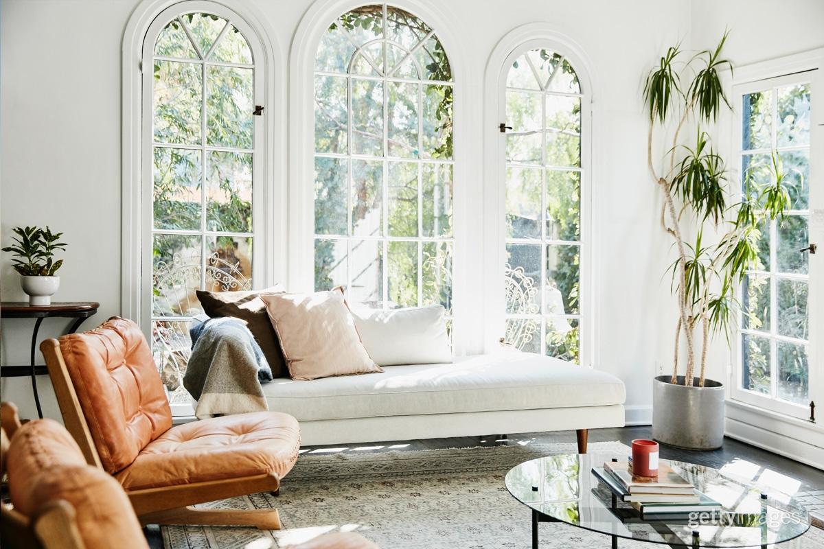 Serene spaces; where's your favorite spot in the house?   📷: Thomas Barwick, #1216680430  #interior #design #architecture