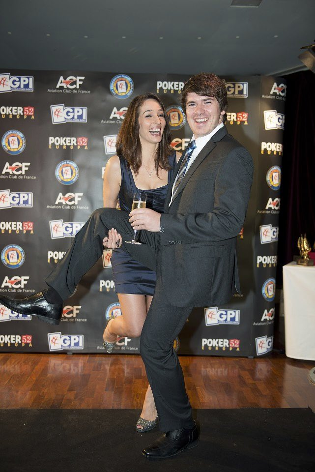 #OnThisDay in 2013 at the European Poker Awards in Paris.   When your standard winners' poses just won't do 😂😂 https://t.co/ZxHJWxB3eX