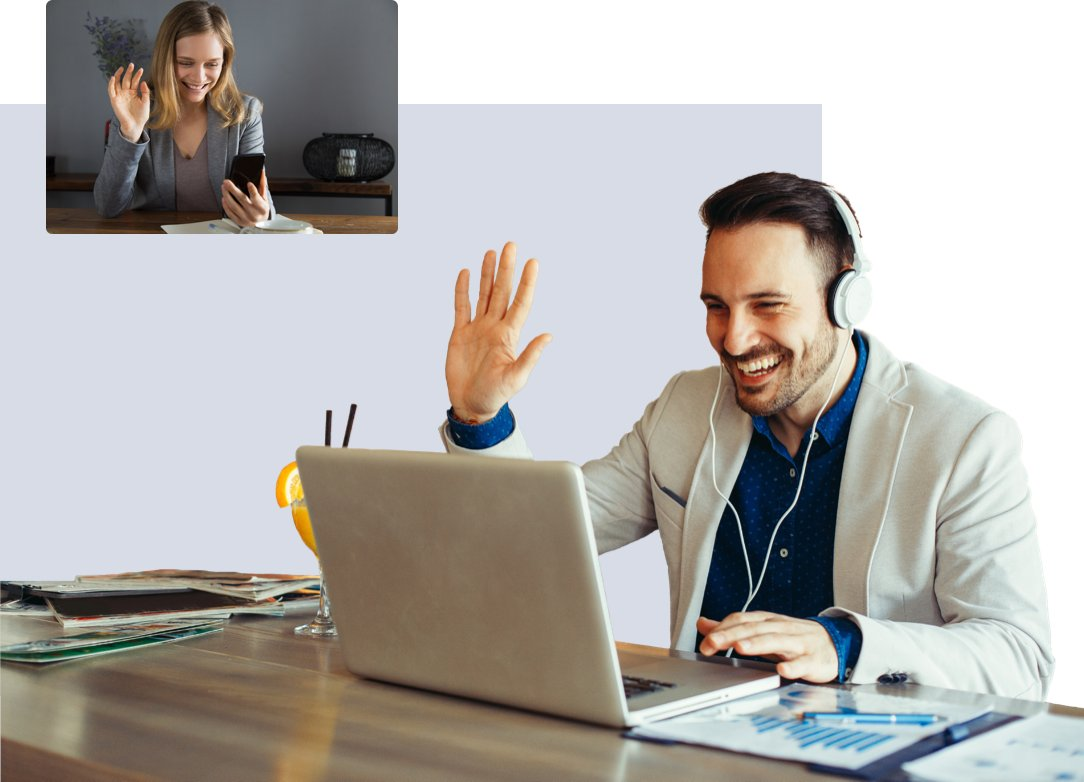 Experience secure, consistent and reliable #videoconferencing each and every time, no matter which type of device you are using.  Learn how to get started:   #mobile #collaboration #remotework #WFH #remoteteams #cloud
