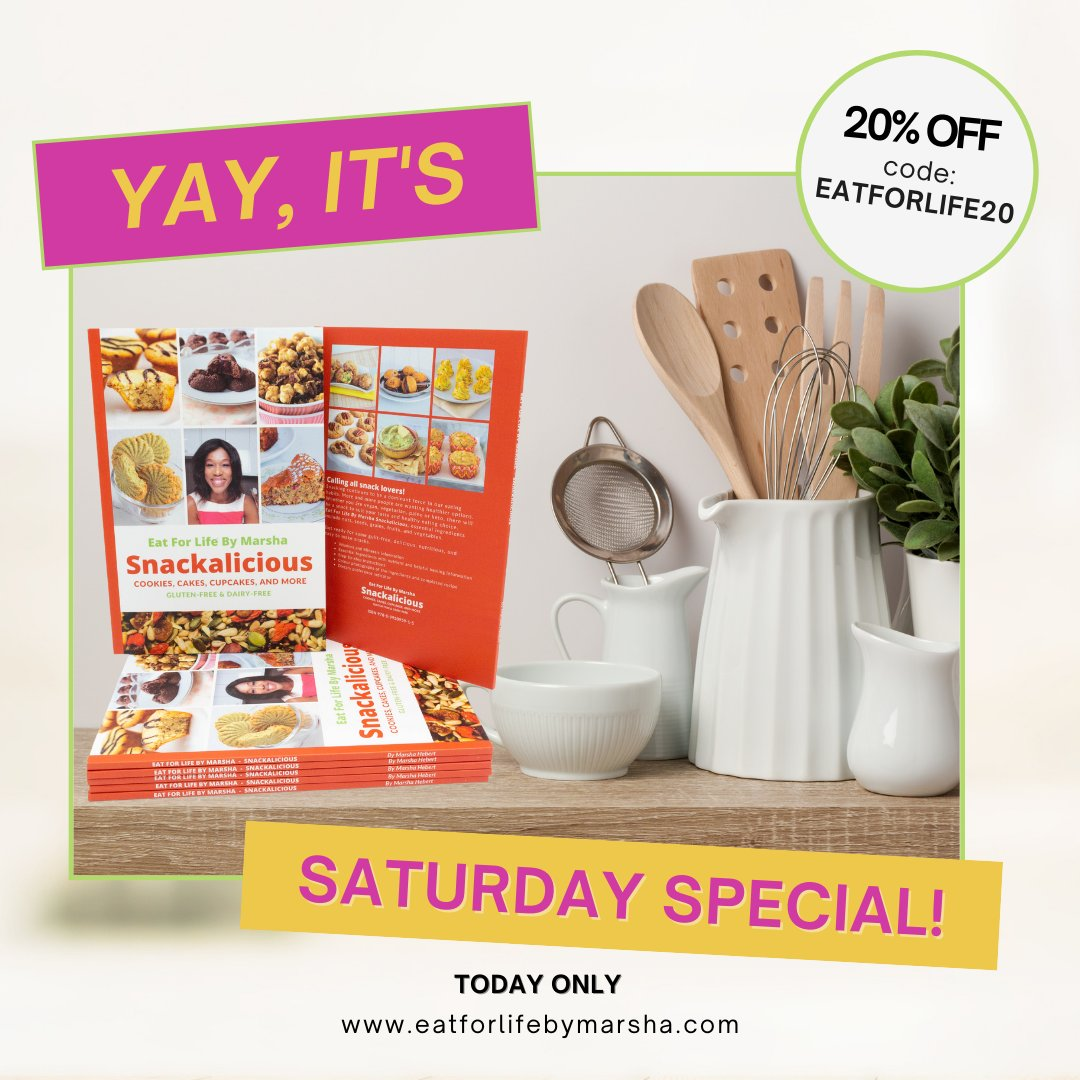 Welcome to Saturday Special!🥳 A chance for everyone to get a special offer in case you did not make it into #freebiefriday #giveaway 😊 #saturdayspecial ends 11:59 MST.  AND YOU GET A SNACK 🍪 AND YOU GET A SNACK 🧁 AND YOU GET A SNACK 🍰😁  Get yours at