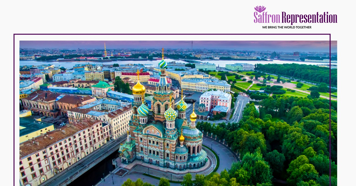 Spend a delightful evening in the quintessential city of St. Petersburg, the imperial capital of Russia.  This city of all season awaits your arrival with art, culture and overwhelming travel experiences.  #stpetersburg #russia #Travel #russianculture #holiday #vacation