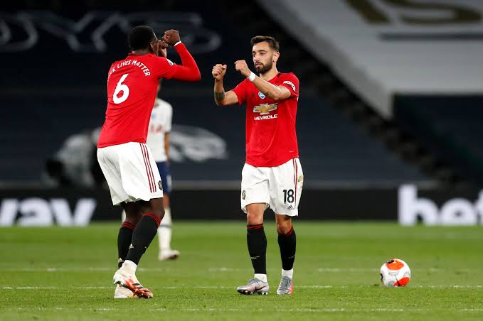 Manchester United's Bruno Fernandes Speaks About Paul Pogba, Liverpool Click:   #Naijaloveinfo #ManchesterUnited #brunofernandes #PaulPogba #MUFC #MUNLIV #FACup Nigeria Lagos Ondo North Hausa Fulani Sunday Igboho #SaturdayMotivation RUGA