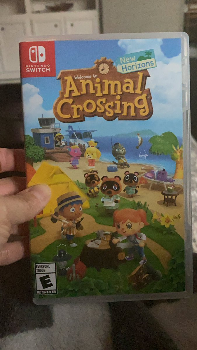 Im really excited about this! #AnimalCrossingNewHorizons #NintendoSwitchLite
