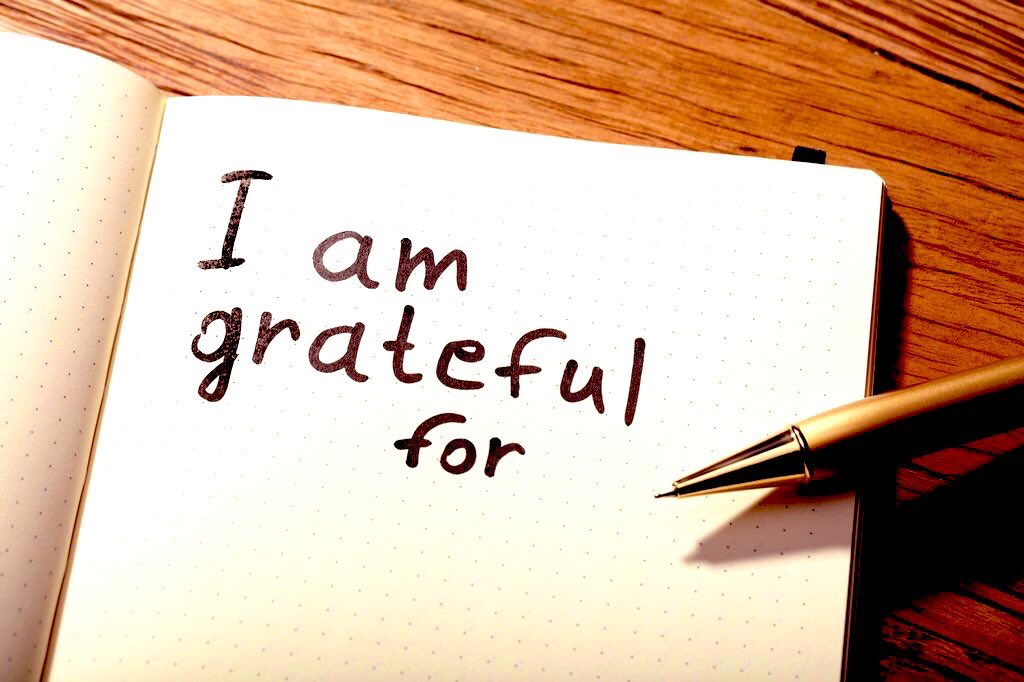 I'm grateful for everything, what are you grateful for ? https://t.co/qb2pIfrHGO