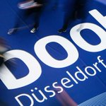 Image for the Tweet beginning: Messe Düsseldorf cancels boot 2021
