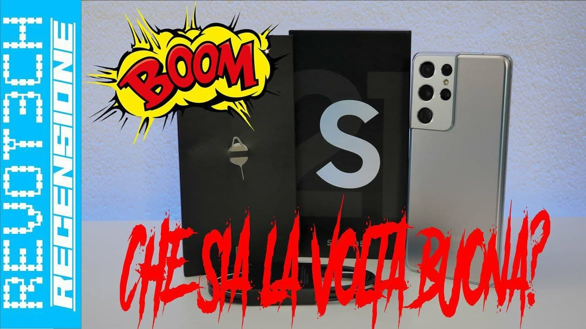 Samsung S21 Ultra – Recensione by Revot3ch... - #samsung #galaxys21 #galaxys21plus #galaxys21ultra #galaxynote20 #galaxynote20ultra #samsunggalaxys21ultra #samsunggalaxys21 #samsunggalaxys21plus #s21 #s21plus #s21ultra #samsunggalaxys20fe #iphone12 #ipho