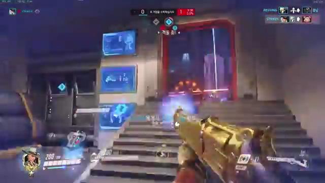 Me on Ashe: 0 kills, no damage medal Striker in our @Netapp specialist stream: