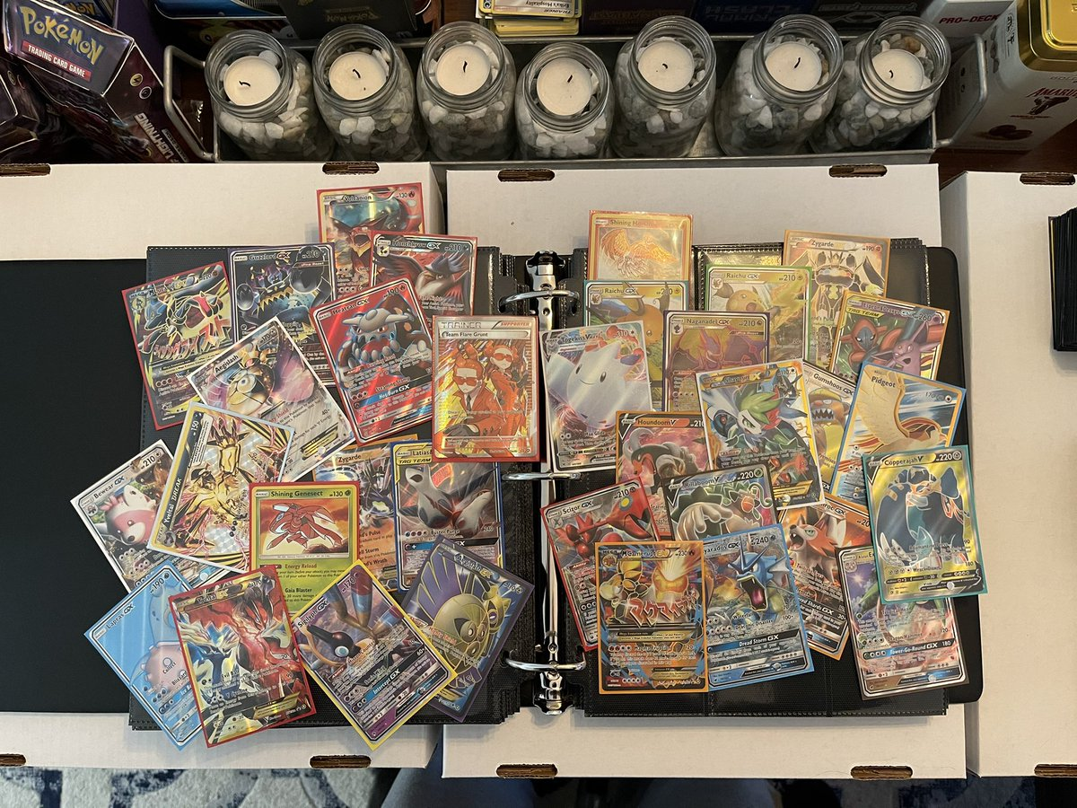 Maybe went a little crazy yesterday at the local card shop. And as always, had to find the shinies. @RedRevenge99 @BirdKeeperToby #pokemoncards #tcgcardcollecting #pokemontcg #shinypokemon