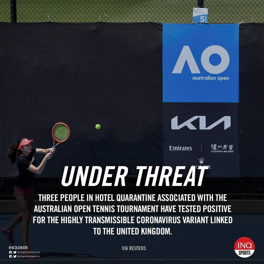 As many as 72 players have been confined to their hotel rooms for two weeks upon arrival and unable to train for the Feb. 8-21 event after passengers on three charter flights tested positive.