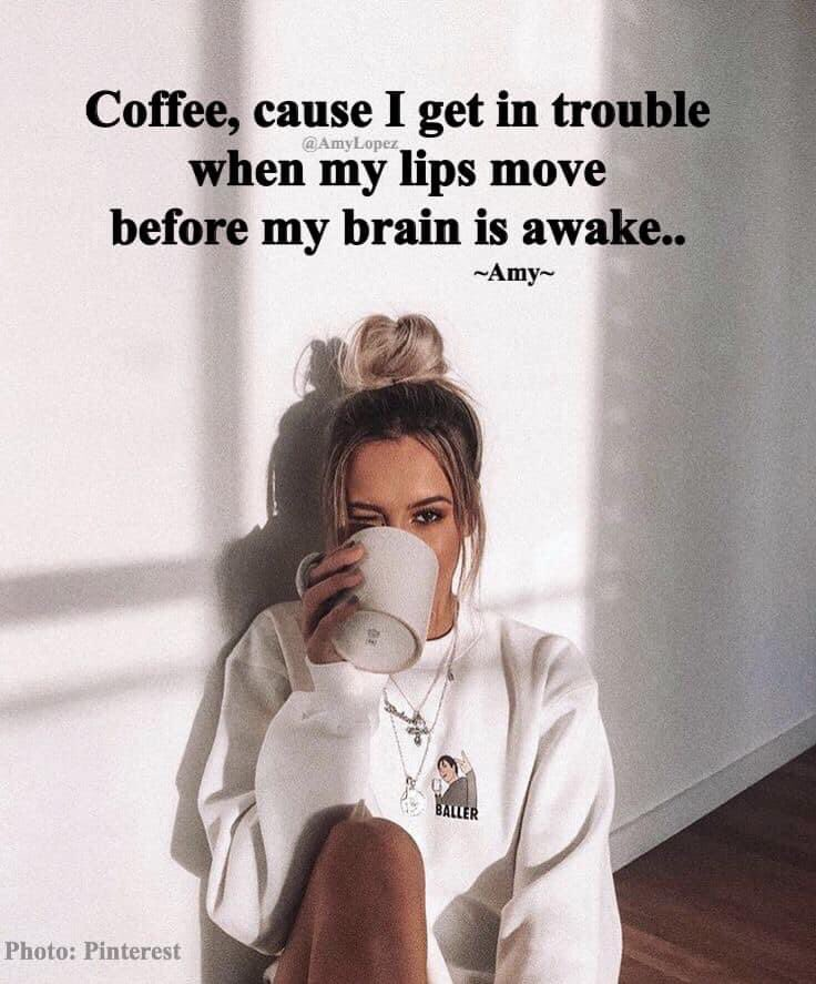 Have a beautiful weekend 💋 #WeekendMood #SaturdayThoughts #Coffee #quoteoftheday #quote