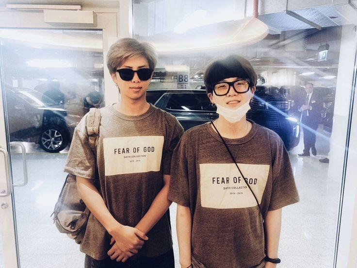 Vayan a votar en fanplus por Namjoon y Yoongi, no se encuentran en la misma categoría.  🐨🖇️  🐱🖇️   @BTS_twt #RM #SUGA