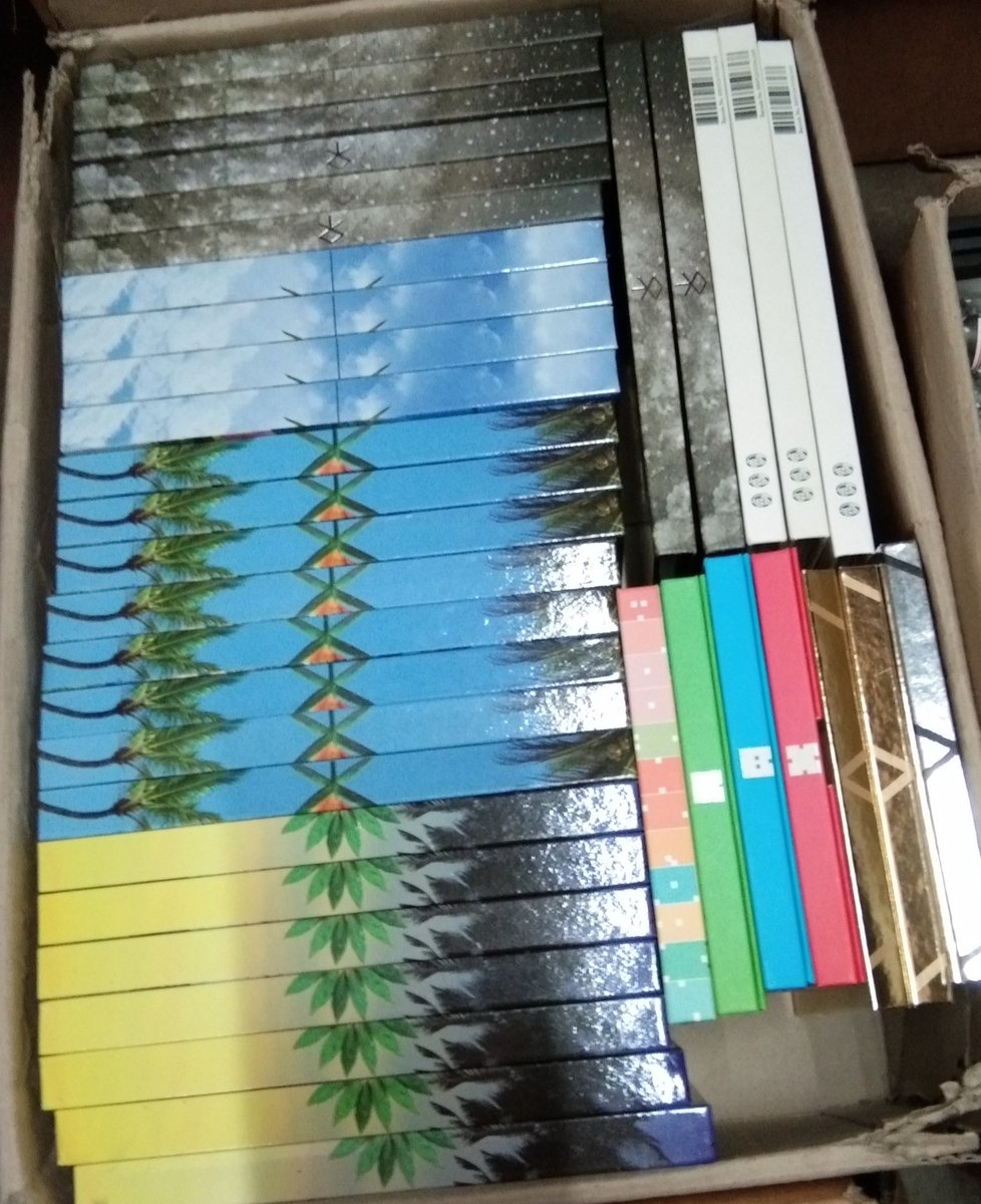 PH GIVEAWAY 🇵🇭  📀 EXO ALBUMS ✔️ Unsealed ✔️ PB + CD only ✔️ Random album  — Like & RT this tweet — Follow @kyoshkshoppe  — Tag 3 or more mutuals + #KyoshKshoppe_GA + @weareoneEXO — Winners will shoulder the SF — Winners: 2 — Ends: February 7