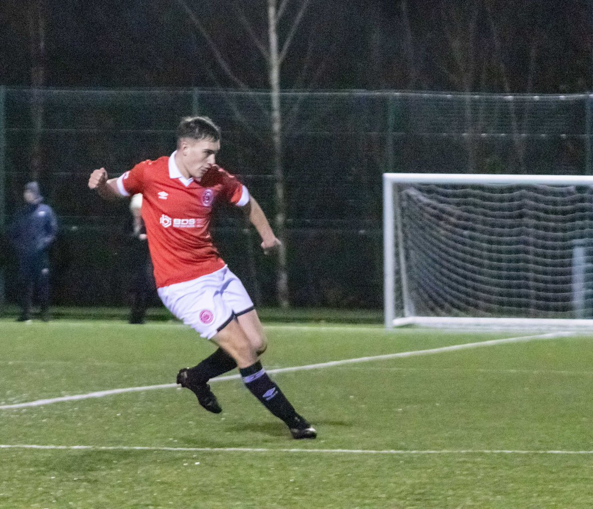 🔴 PLAYER OF THE MONTH 🔴  December's POTM has been awarded to @Cam_Watters!  We only managed to play one match in December but Cam's solid performance in our 6-3 win over Trafford United means that he is named POTM - Well Done, Cam. 👏  #UpThePaddock