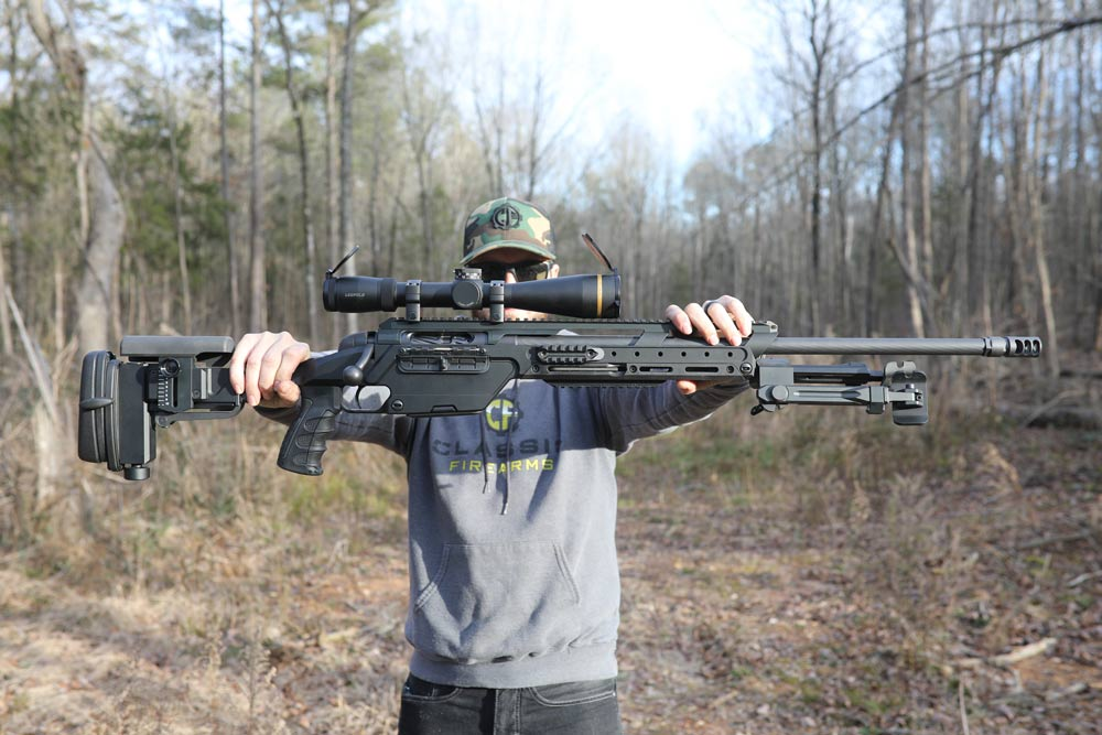 It's not every day you get the chance to shoot a Steyr SSG 08-A1 rifle, let alone have the chance to win one for free. But that's exactly what we're here to do for you all. You can tap the link below right now for your chance to win this beast 100% FREE -