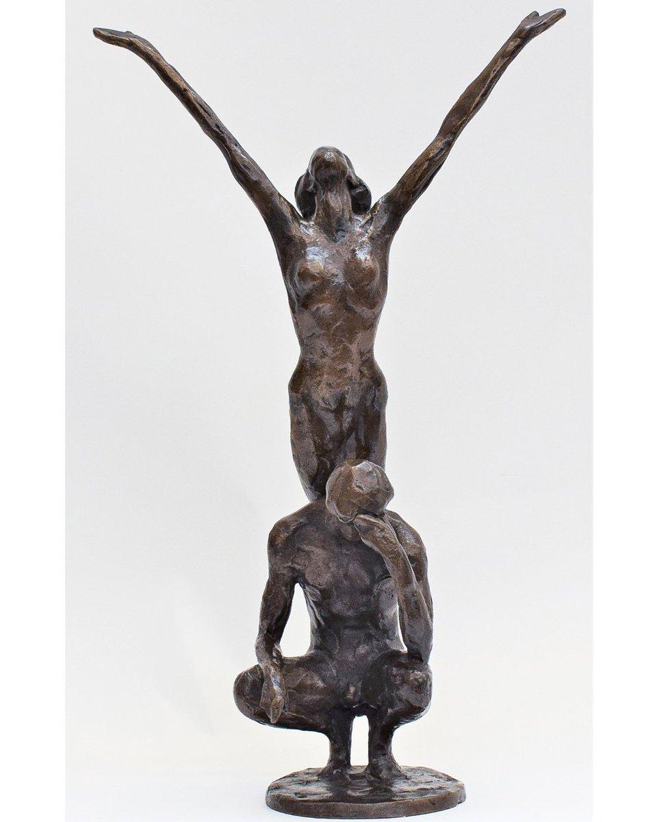 Heeft u de geweldige sculptuur 'La Solution' van Kees Verkade al bekeken? - Meer weten, klik op https://t.co/WRDqfgh1sv - #collectioneurs #collectioneur #kunst #verzamelen #verzameling #art #arts #artsy #collection #sculptuur #lasolution #verkade #beeldhouwer https://t.co/veSNIavkCC