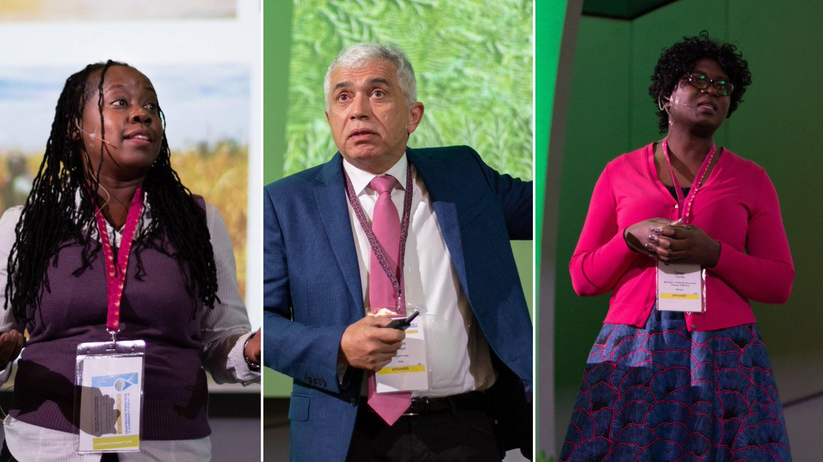 Curious about #SER2021 (June 21 - 24)? We're sharing three amazing keynotes from SER2019  - @WanjaNyingi, Azzam Alwash, and Tangu Tumeo - as a sample of the caliber of restoration leaders that join our conferences:   #GenerationRestoration