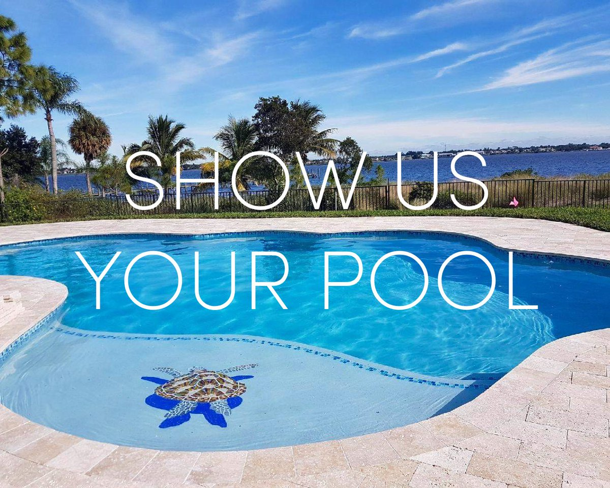 We love pools! Show us your pool! It's #swimmingpoolsaturday, share a pic of your family pool with us for a chance to win an exclusive discount on any AquaBlu pool accessory or luxury float.  #saturday #weekend #love #saturdayvibes #weekendvibes