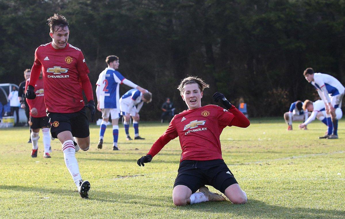 #U18PL North results: Blackburn 3-4 Man Utd Wolves A-A Burnley  #U18PL South results: Fulham 6-3 Brighton West Ham 0-4 Chelsea Arsenal 4-1 Spurs Reading 1-5 West Brom