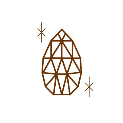 【1.23 アーモンドの日】 日付変わってしまったー💦 カリフォルニア・アーモンド協会制定。 アーモンド約23粒が日本人の成人女性の1日の摂取目安量であることから「1日23粒」で1月23日を記念日とした。  アーモンドを宝石に見立て「美」を表現。 宝石のカット数を23にしてアーモンド23個分を表現。 https://t.co/05CtrdESlA
