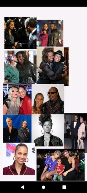 Happy Early 40th Birthday Alicia Keys!!!!