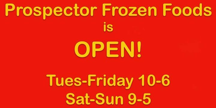 Prospector Frozen Foods is a #local fave when it comes to family #essentials  They are #open regular business hours at #GibraltarMarket #shoplocal #shopLdnOnt #community #neighbours #localjobs