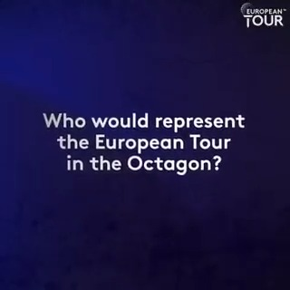 @EuropeanTour: RT @EuropeanTour: Which golfer would represent us in the Octagon?  We asked the players for their thoughts 💬  @abudhabisc #UFC257  #EuropeanTour