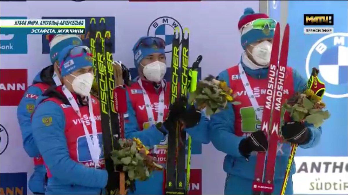 Развеяв темное заклятие деревянной медали, сегодня с бронзой наши мужики #биатлон https://t.co/OolDPrRwiB