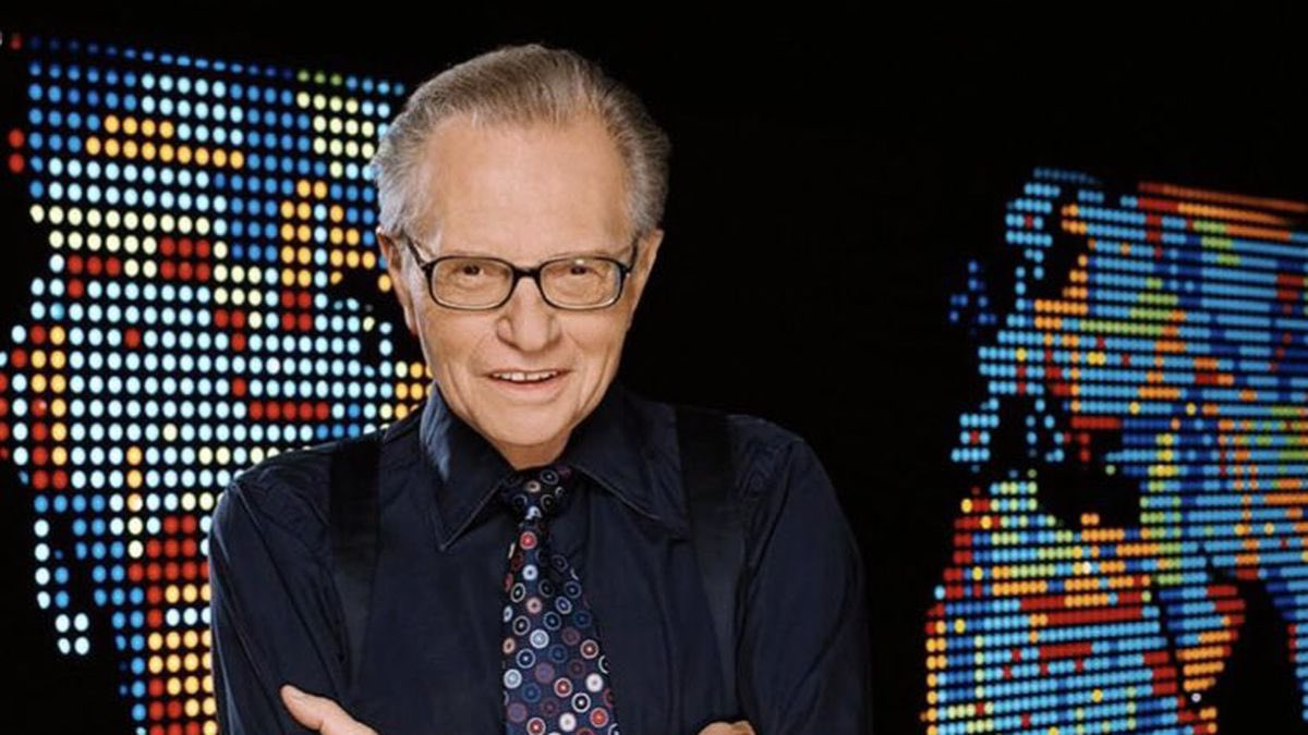 I lost a dear friend and mentor. Truly an American treasure. Rest in peace, Larry King.