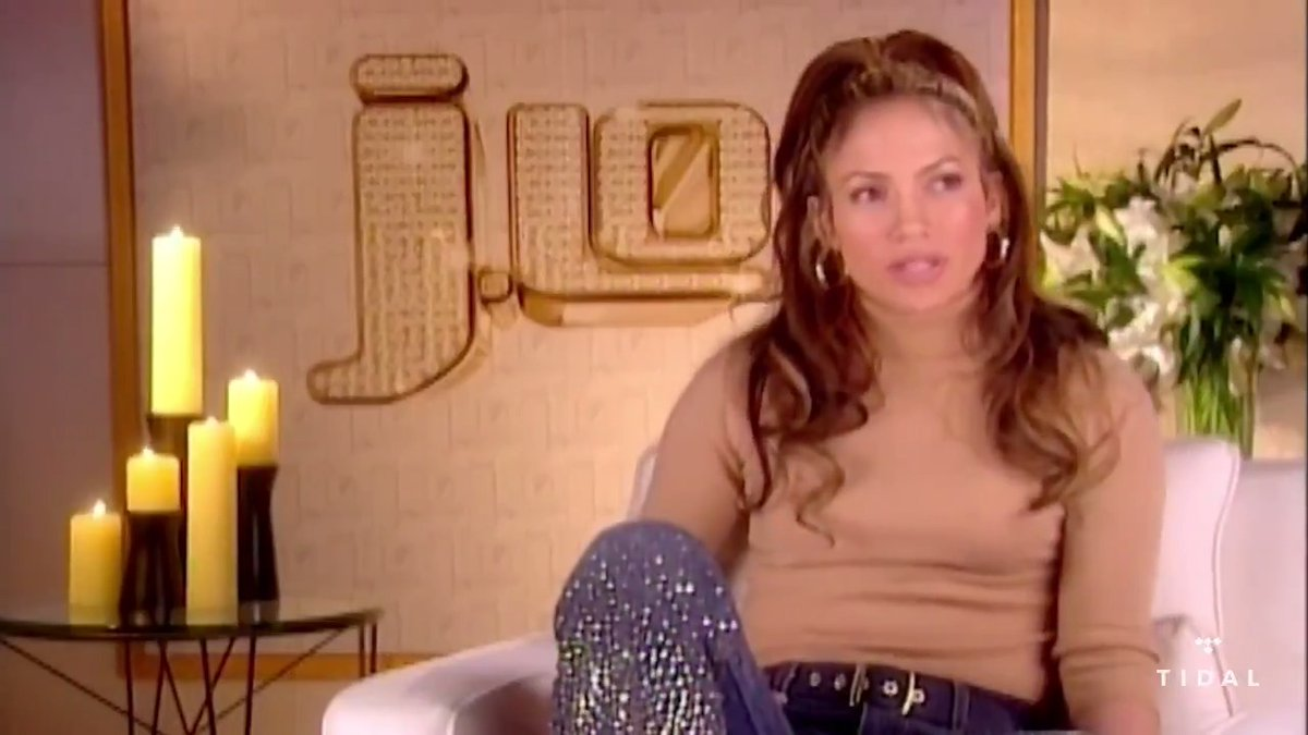 When @JLo first released #JLo she explained the making of each track on the album.  You can finally watch that commentary on TIDAL today.   📺: