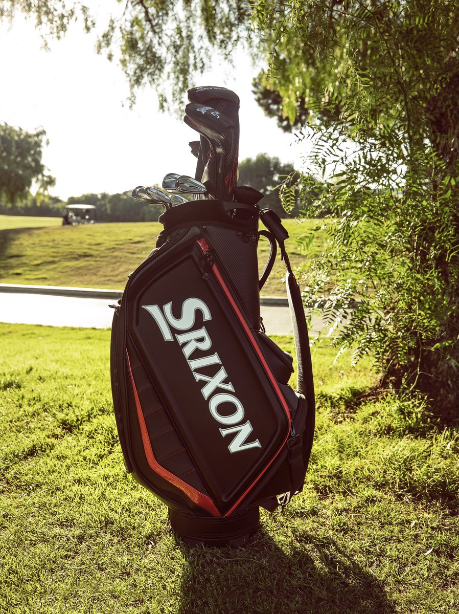 Replying to @SrixonGolf: New Tour staff bags are up for grabs. #TeamSrixon