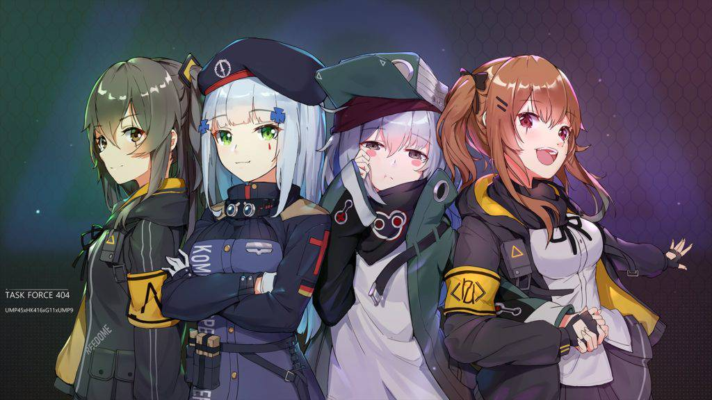 El #videojuego Girls' Frontline tendrá un nuevo #anime  El comunicado confirmó que el proyecto será una serie de animación que se estrenará este año y que será producida por los estudios Asahi Production.  #Estreno