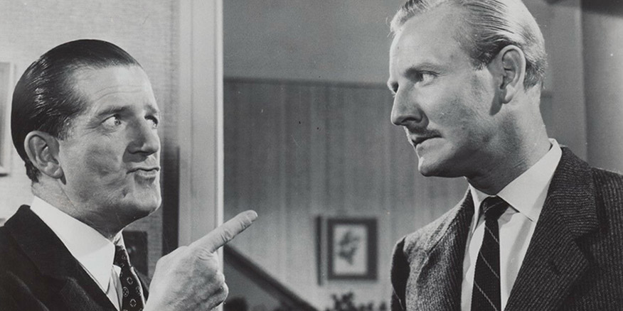 Need some lockdown viewing in the week ahead? Get the new Blu-ray remaster of classic British comedy Please Turn Over, starring Julia Lockwood, Ted Ray, Leslie Phillips, Joan Sims and many more. The new HD picture is nothing short of beautiful.
