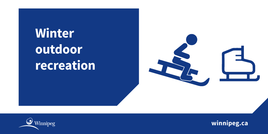 Lace up your skates and get some fresh air at one of our open pleasure rinks. Just remember to follow all public health orders and stay two metres away from anyone not in your household. ow.ly/KLBE50D3QHZ