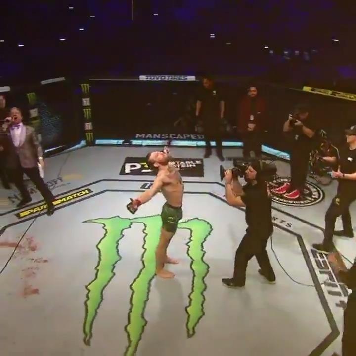 #RT @espn: RT @espnmma: Now it's time to fight again ⏰  Stream #UFC257 tonight on ESPN+ 🔜
