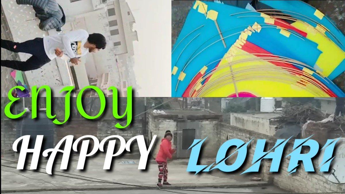 kite flying patangbazi🥶 lohri kite flying vlog kite flying 2021 https://t.co/Xa0xQ6xgbG https://t.co/VwxpZINVZS