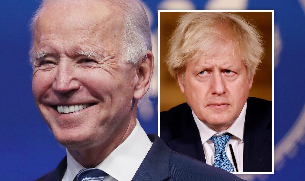 Joe Biden wants 'UK to rejoin EU' as Boris Johnson handed Brexit trade deal blow with US