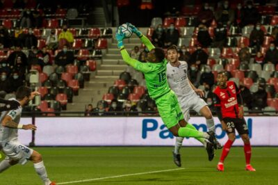 Ligue 2 (21e journée) – Les notes de Clermont-Auxerre (1-0)  ➡  #CF63AJA