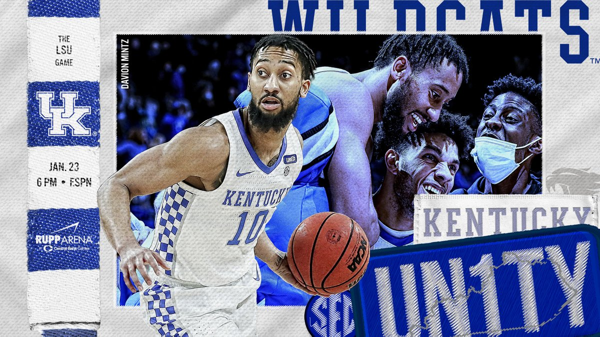 @KentuckyMBB's photo on Rupp