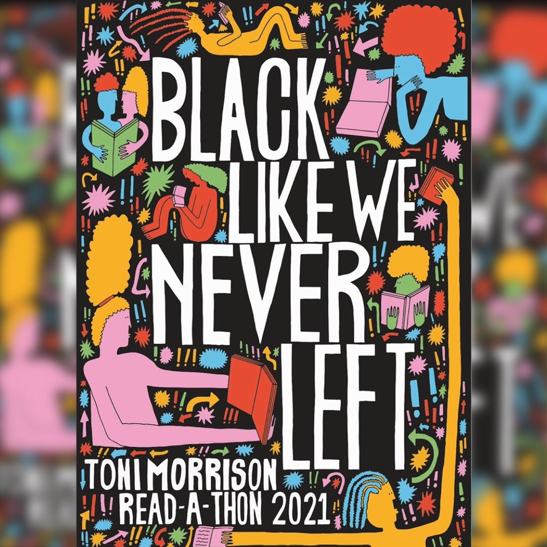 Today at 2PM EST, I'll be joining Cree Myles on @PenguinRandom Instagram Live for the #ToniMorrison read-a-thon! #TaNehisiCoates and @guidetoglo will be stopping by as well! Celebrate Black fiction with us.