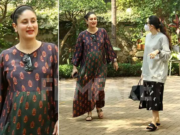 Check out these pictures of #KareenaKapoorKhan out with her sister #KarismaKapoor.