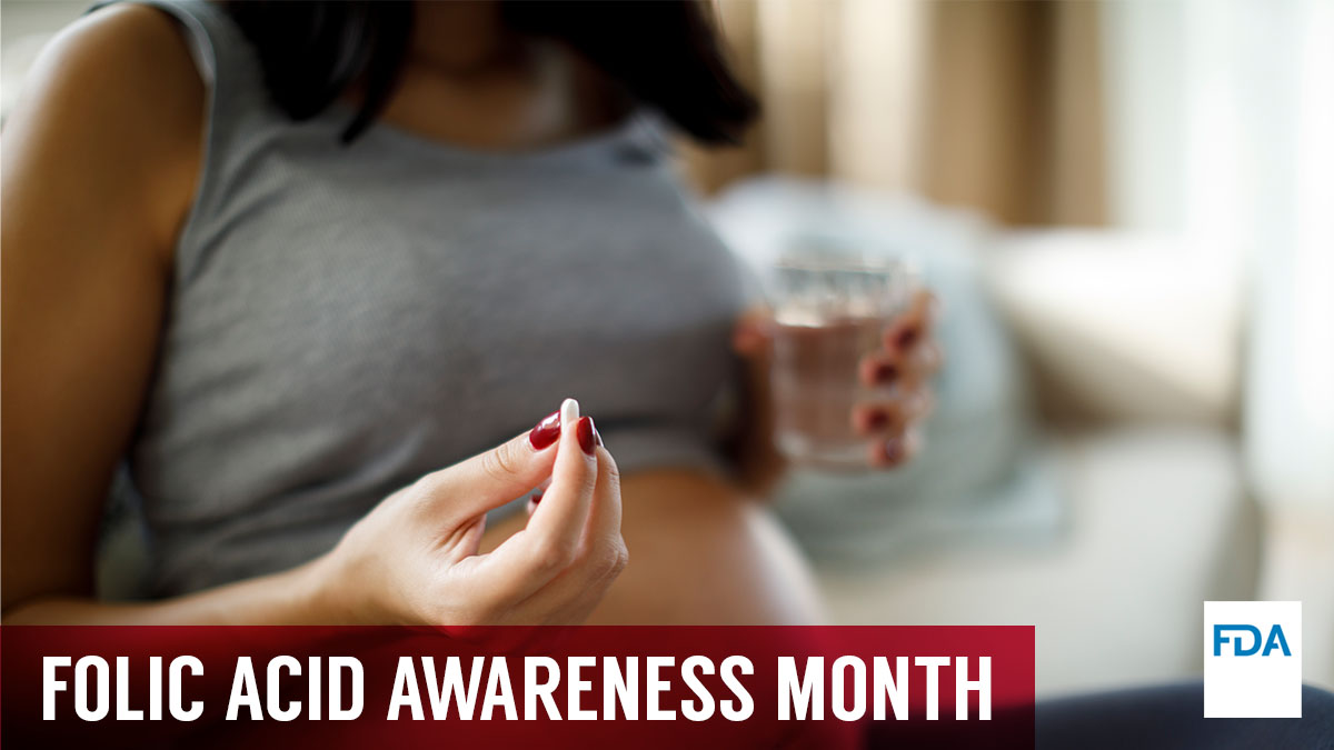 Whether it's your first pregnancy or third, finding out you're going to be a mother is an exciting time, but there's also a lot to keep in mind. Talk to your doctor about what dietary supplements you might need, like folic acid. #FolicAcidAwareness