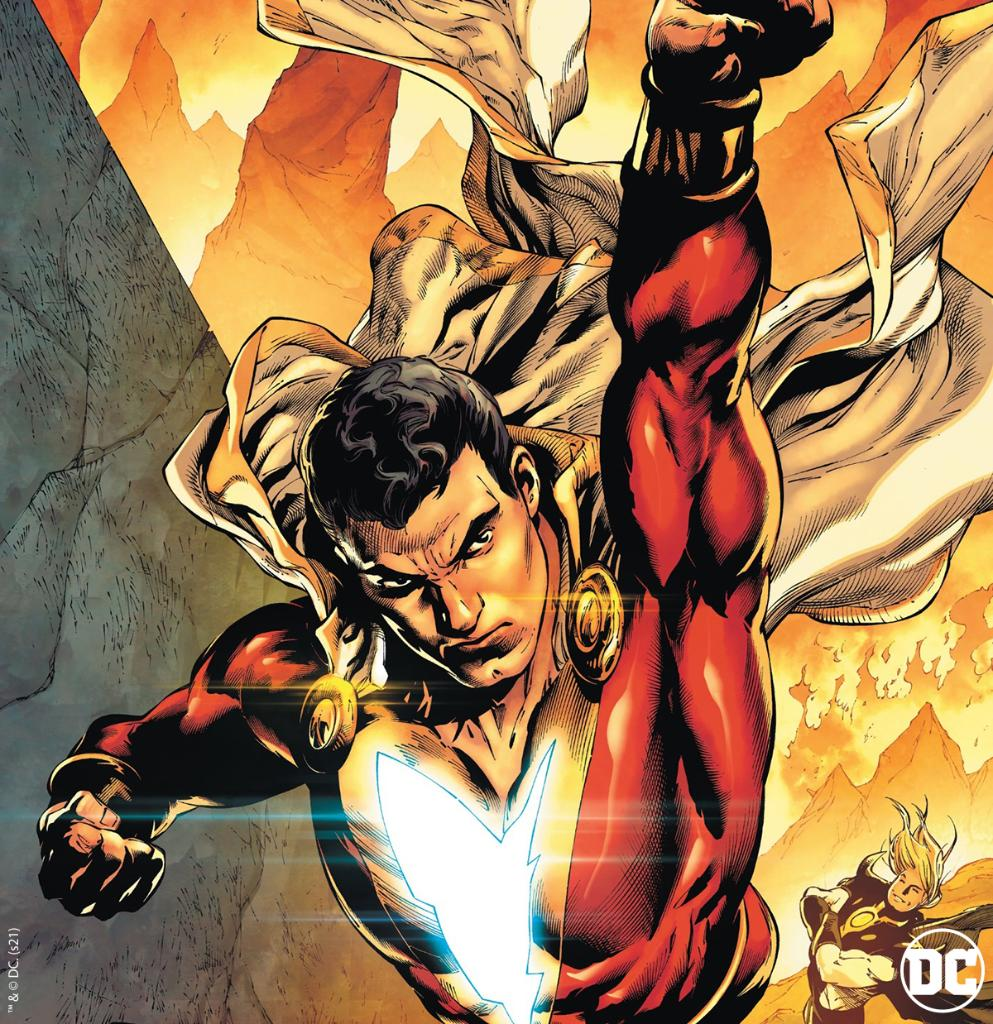 Can Billy survive his greatest challenge yet? Share your thoughts on #DCFutureState: SHAZAM! #1!