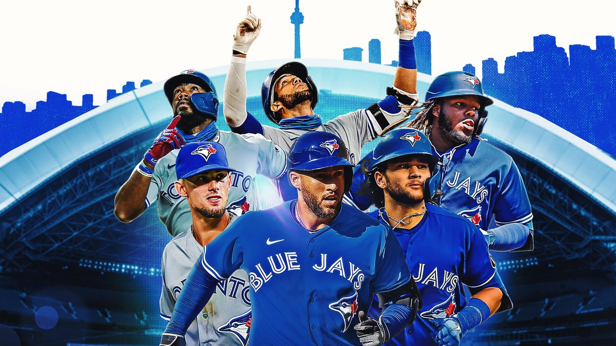 The @BlueJays core is looking nice. 👀